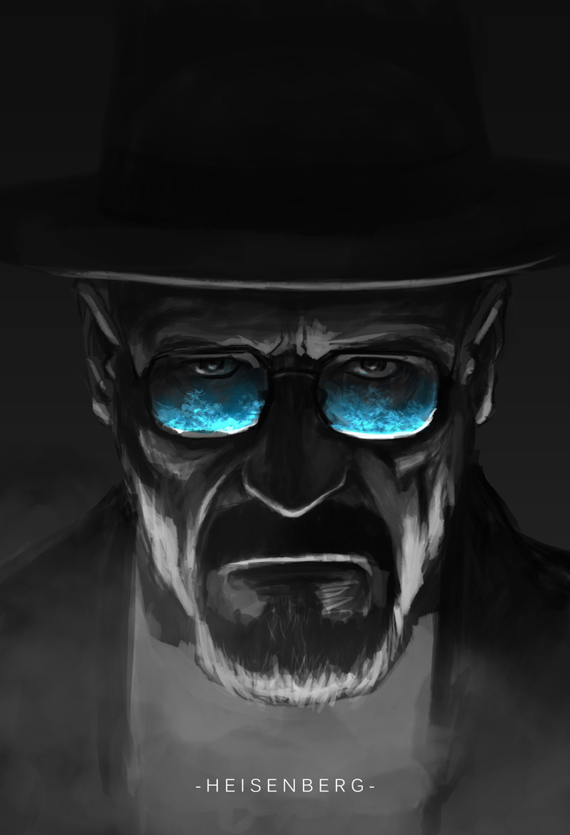 heisenberg by saadirfan on DeviantArt