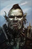 Orc by saadirfan