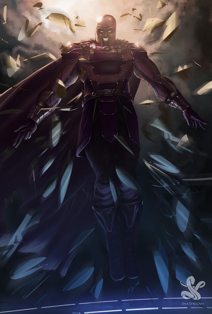Magneto by saadirfan