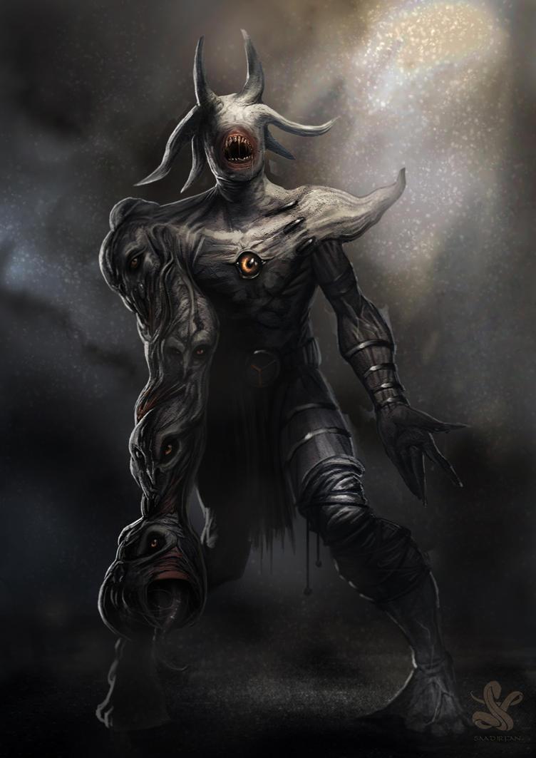 Demon by saadirfan on deviantart for Domon pictures