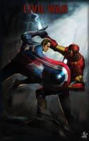 Civil war by saadirfan