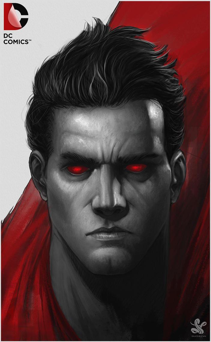 Superman by saadirfan