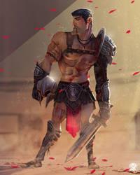 Gladiator by saadirfan