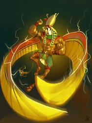 Horus by saadirfan