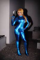 Zero suit samus, Alechan by AleChan1
