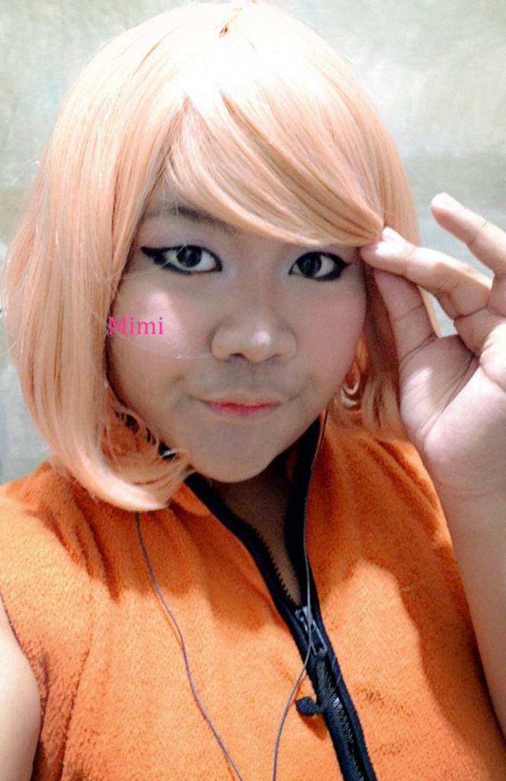 Mirai Kuriyama Trial (Make up and Wig) by micahmikaella39