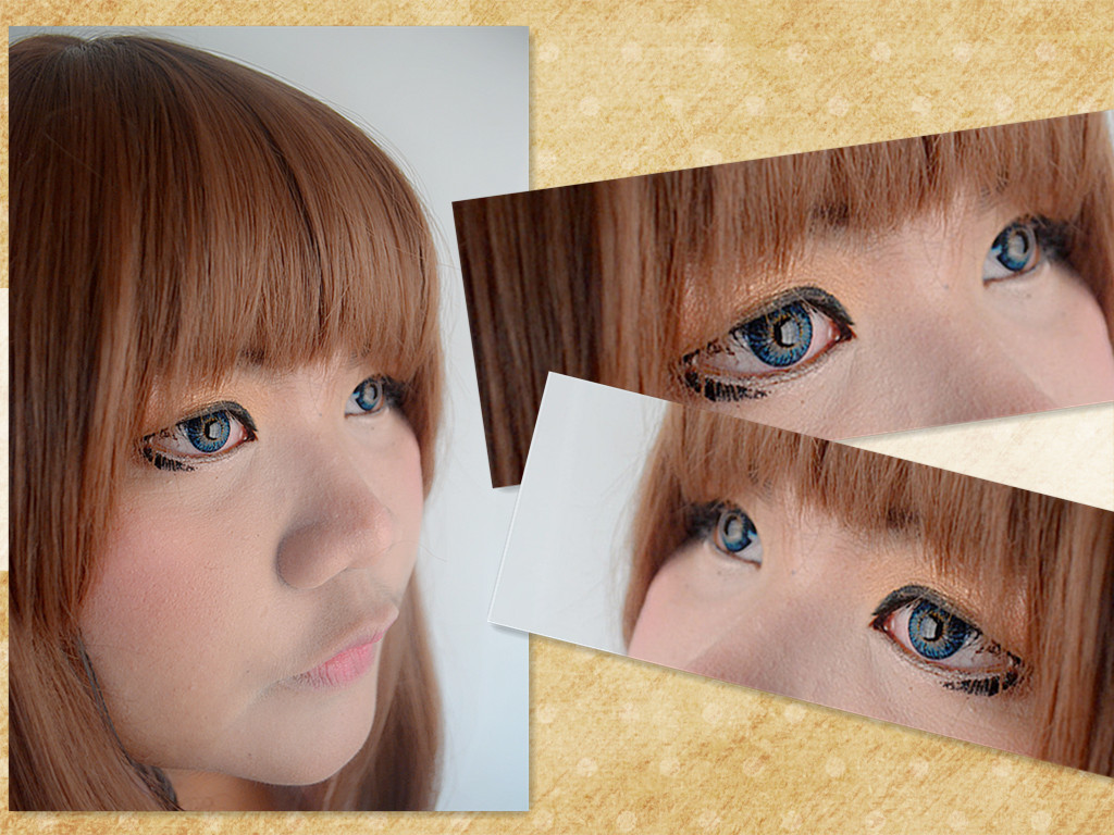 Ulzzang Simple Make up by micahmikaella39