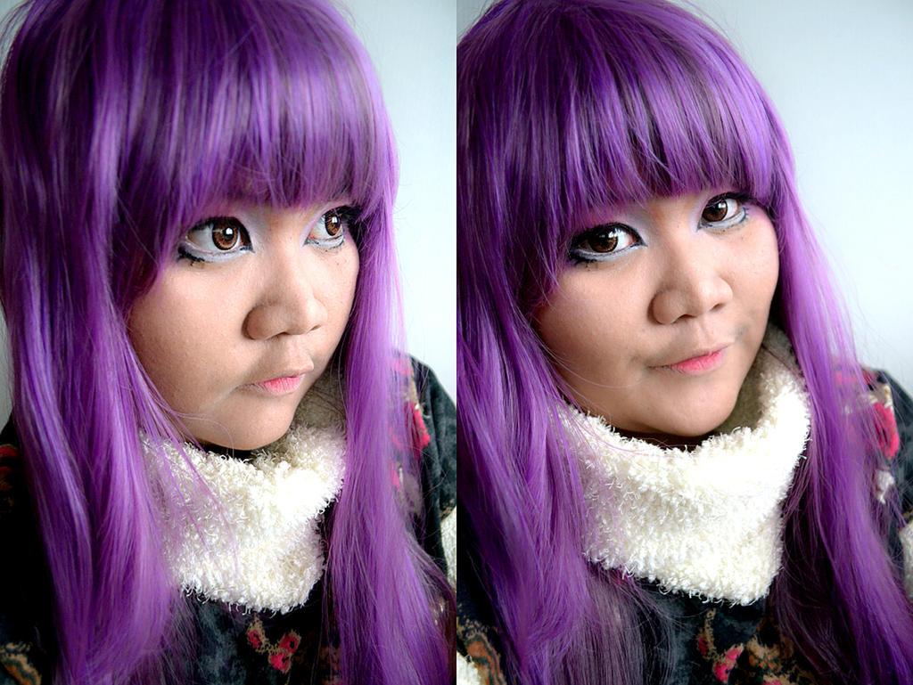 Royal Violet by micahmikaella39