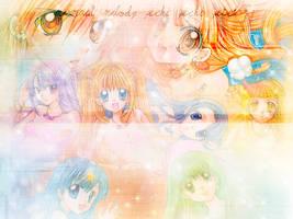 Mermaid Melody Blend by Jushie-kins
