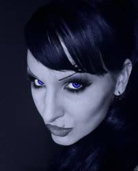 Eyes of Ice by critelli
