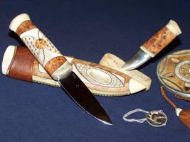 Knife by Niruzu