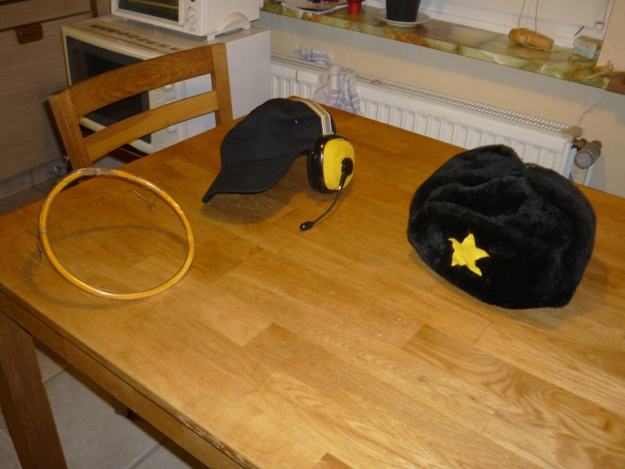 Team Fortress 2 Cosplay Hats by Sheyvan