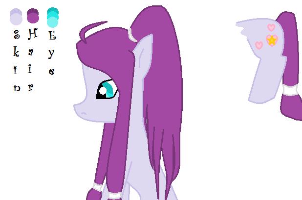 Gakuko Pony Ref by VocaloidCH-Gakuko