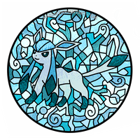 Glaceon by Nari19