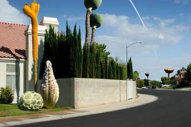 Planet Demeter - Sun Street by Drombyb