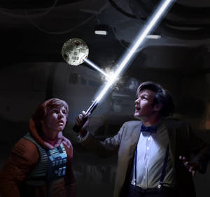 Star Wars - Doctor Who crossover