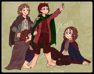 Intento de hobbits volumen 1(? by yn-mp3