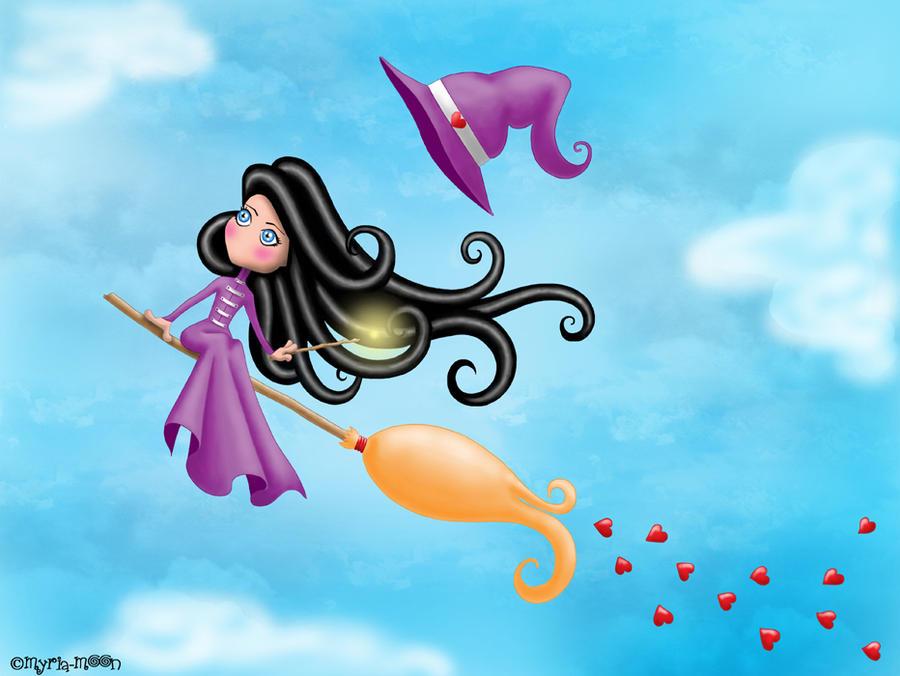 Aime-Moi part en vadrouille by Myria-Moon