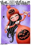 Happy halloween by Myria-Moon