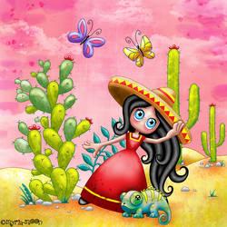 Aime-Moi au Mexique by Myria-Moon by Myria-Moon