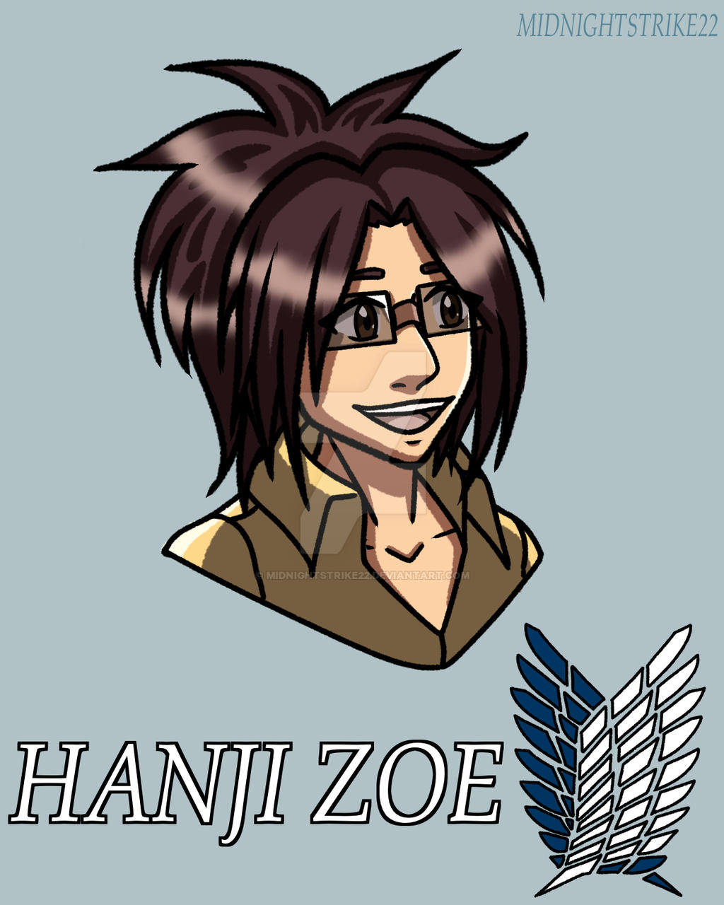 Hanji |Attack On Titan