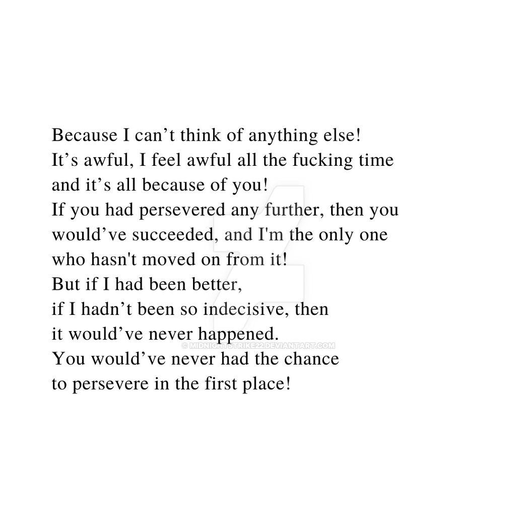 Sad Happenings | Poem