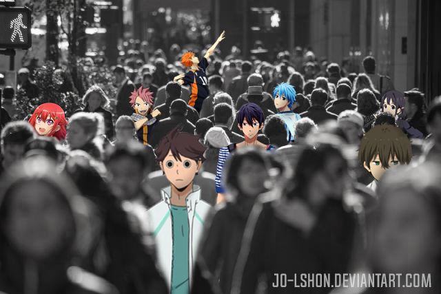 Anime Living in the neighbour by JO-Lshon