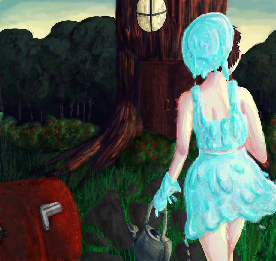 Water The Woods: March by AddyinWonderland