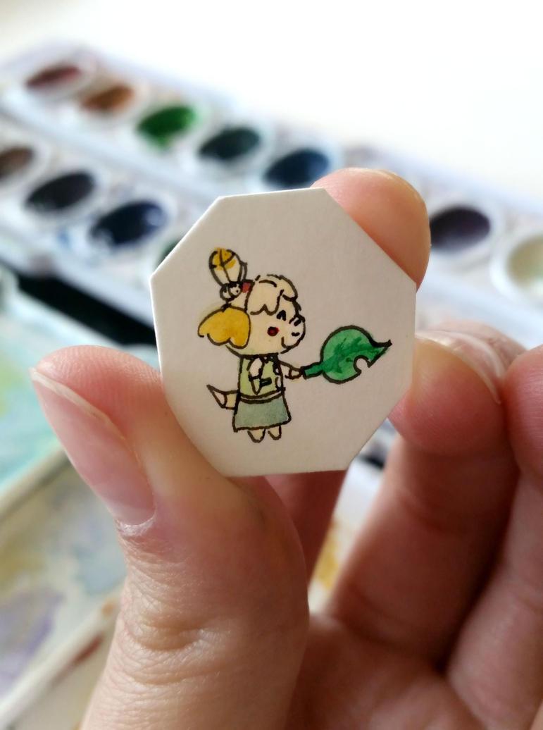 Tiny Isabelle by AddyinWonderland