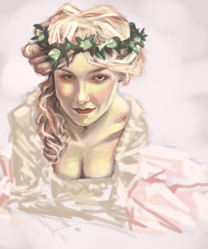 Marie Antoinette by seeth
