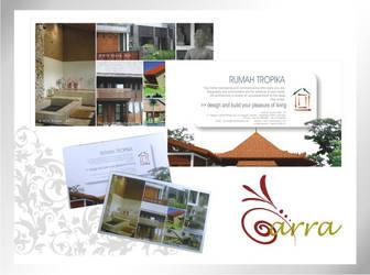 Rumah Tropika Leaflet
