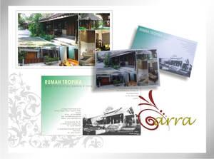 Rumah Tropika Leaflet 2009