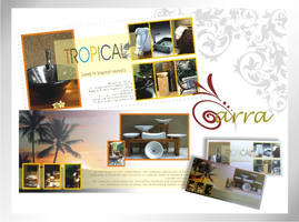 Tropical Leaflet