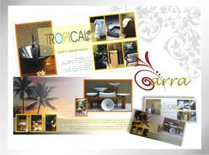 Tropical Leaflet