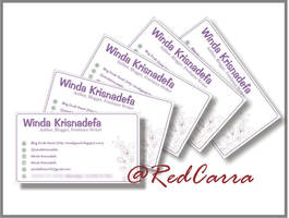 Winda's Business Card