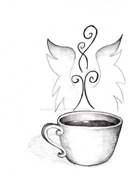 Coffee is my guardian angel