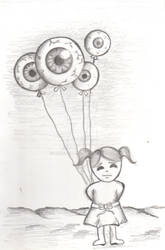 Eye Balloons