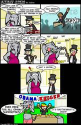 Faulty Logic 48 - Obama