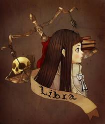 Libra by Aidontknow