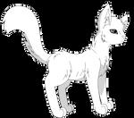 Unisex Medium-Hair Cat Base