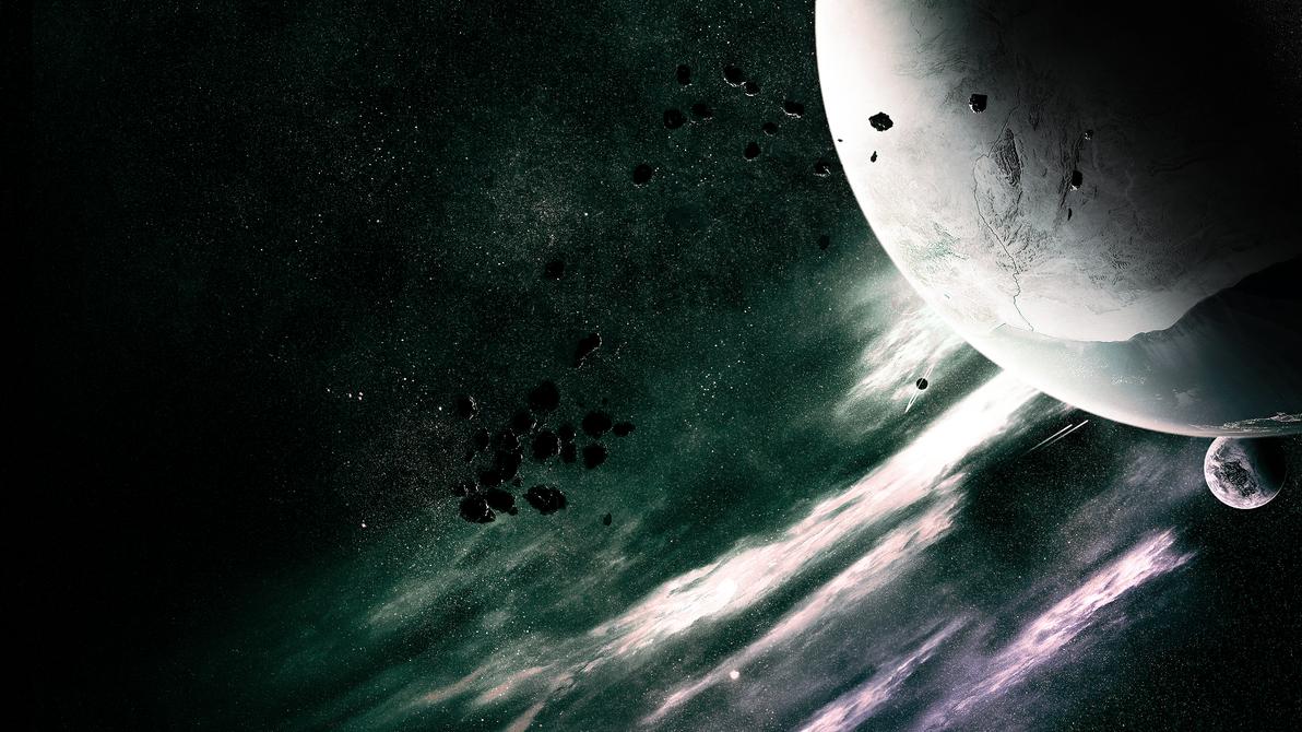 Frozen Nebula by Ls777