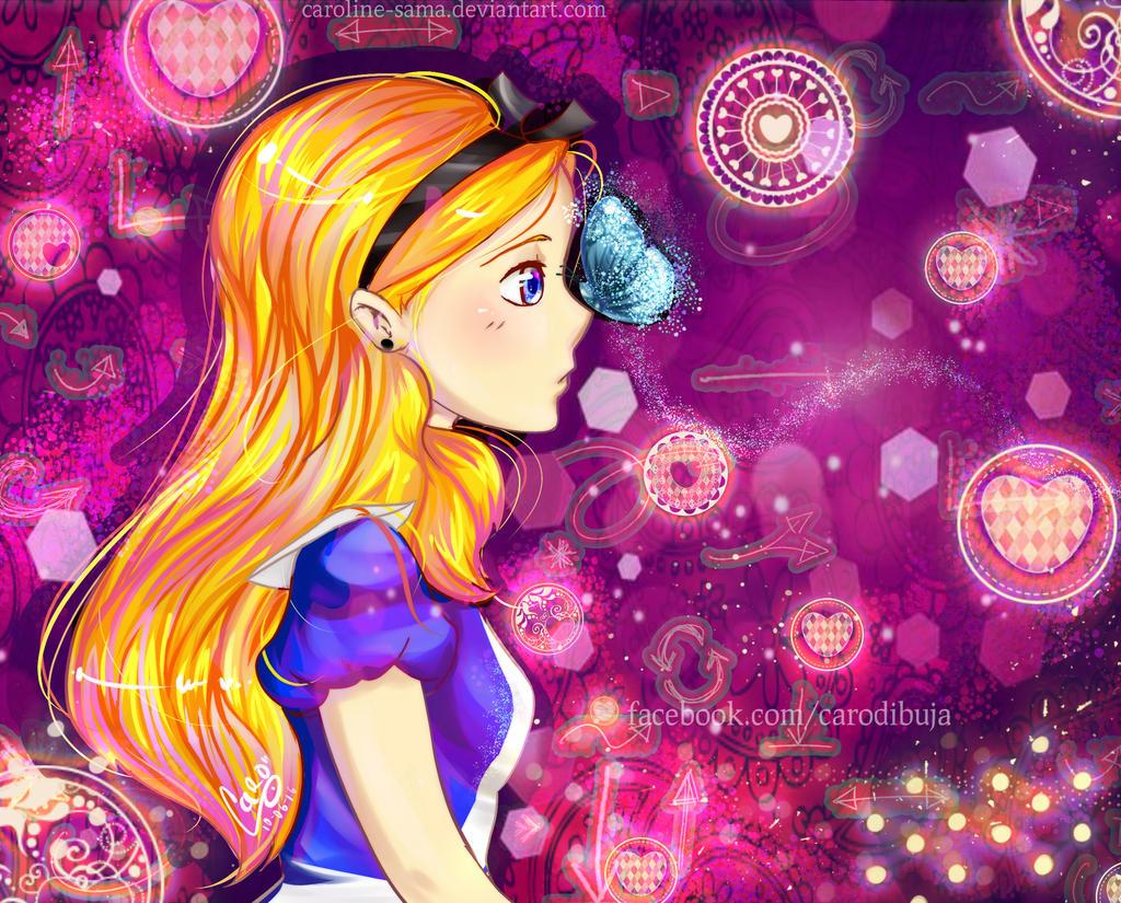 Alicia by Caroline-sama