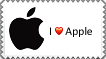 I love Apple by GMiX08