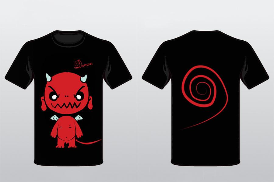 Demon v1 by wokinor