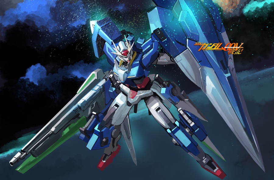 00 gundam seven swordg by firstw1 on deviantart