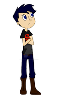 Young Justice: Superboy -colored-