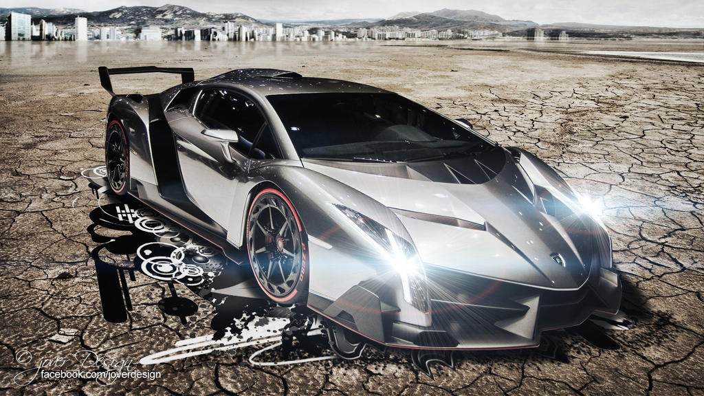 Cool Lamborghini Veneno Wallpaper By Pintodemiranda On Deviantart