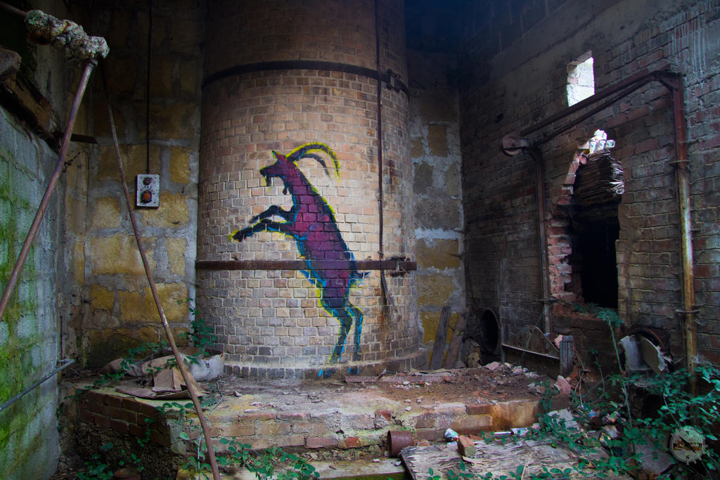 Goat cheminey ... by adurbex