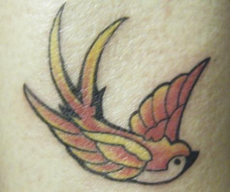 swallow tattoos