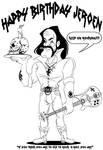 Lemmy Birthday card